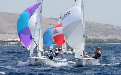 Athens International 420 Sailing Week & Greek National Championship 2019 -420 Open  and 420 Women- Athens, 22-25 March