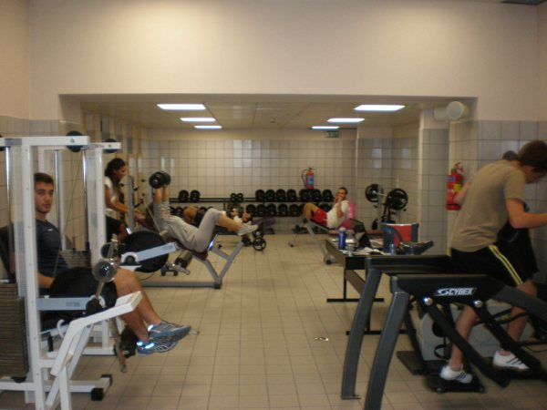 Το Γυμναστήριο της Ελληνικής Ιστιοπλοϊκής Ομοσπονδίας