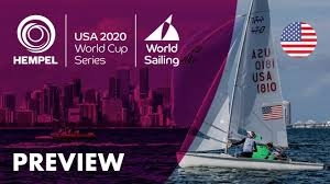2020 World Cup Series - Round 2, Miami -USA