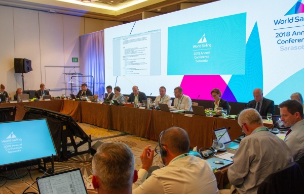 2019 World Sailing Annual Conference
